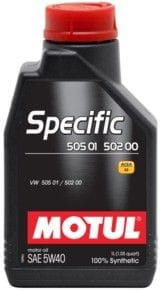 Motul SPECIFIC VW 505.01 5W40 1L