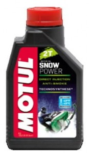 Motul Snow Power 2T 1L