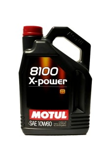 Motul 8100 X-POWER 10W60 4L