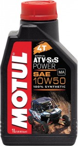 Motul ATV SXS POWER 4T 10W-50 1L