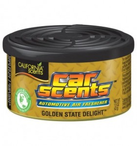 California car scents golden state delight -