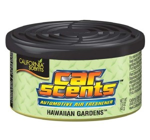 California car scents hawaiian garden