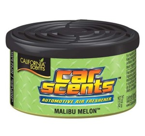 California car scents malibu melon