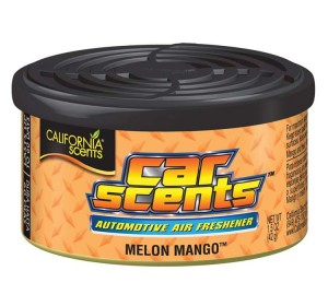 California Car Scents melon mango