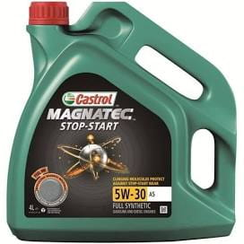 CASTROL MAGNATEC STOP-START 5W30 A5 FORD 4L