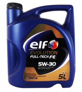 ELF EVOLUTION FULL-TECH FE 5W30 5L DPF