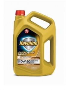TEXACO Havoline Pro DS VB SAE 0W-20 4L