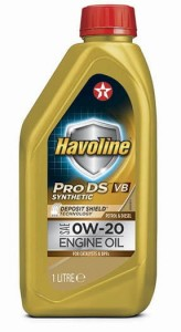 TEXACO Havoline Pro DS VB SAE 0W-20 1L