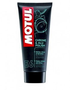 Motul E6 Chrome & Alu Polish czyści aluminum100ml