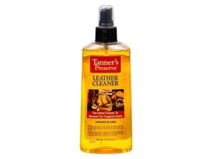 Tanners Leather Cleaner 221ML