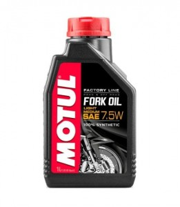 Motul Fork Oil Factory Line 7,5W Medium/Light 1l