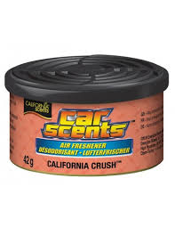 California car scents capistrano crush