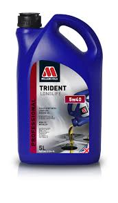 MILLERS OILS Trident Long Life 5W40 5L