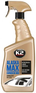 K2 ALASKA 700ml ODMRA呕ACZ DO SZYB ATOMIZER -70'C