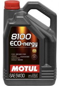 Motul 8100 Eco-nergy 5W30 5L Ford 913D
